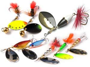 Что нужно знать начинающему рыбаку. Блесны 2